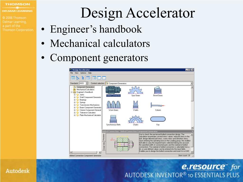 Design Accelerator