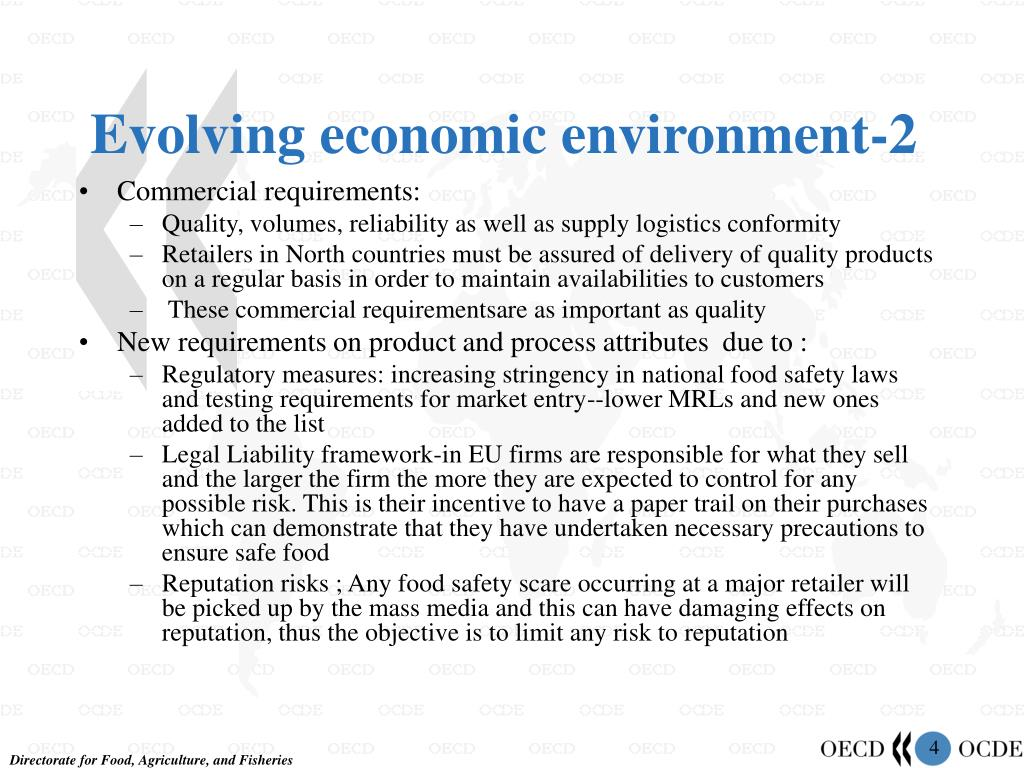 Evolving economic environment-2