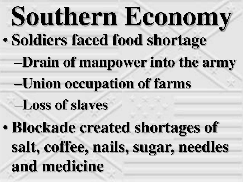 Southern Economy