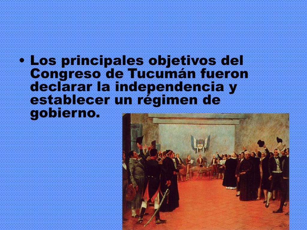 Los principales objetivos del Congreso de