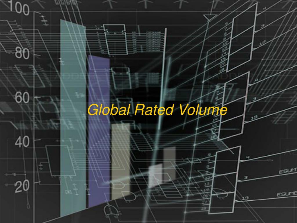 Global Rated Volume
