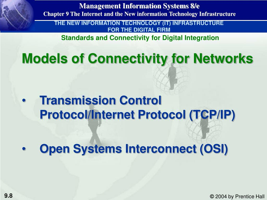 THE NEW INFORMATION TECHNOLOGY (IT) INFRASTRUCTURE