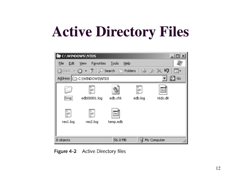 Active Directory Files