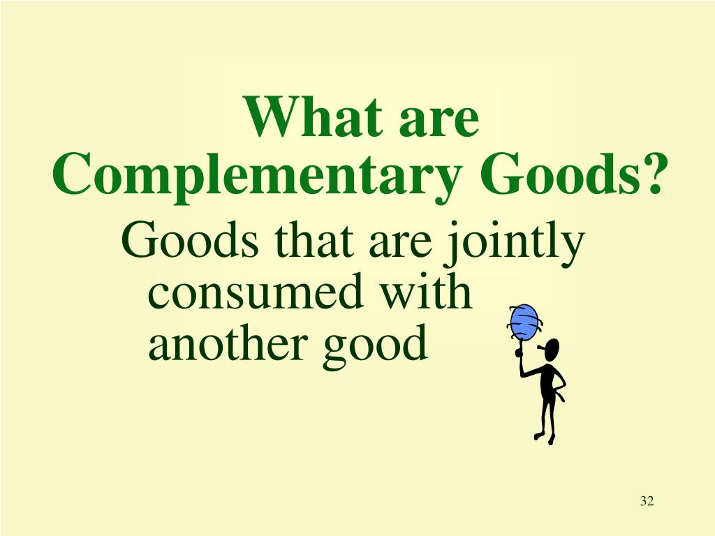 What are Complementary Goods?