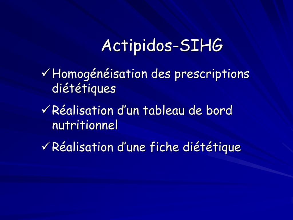 Actipidos-SIHG