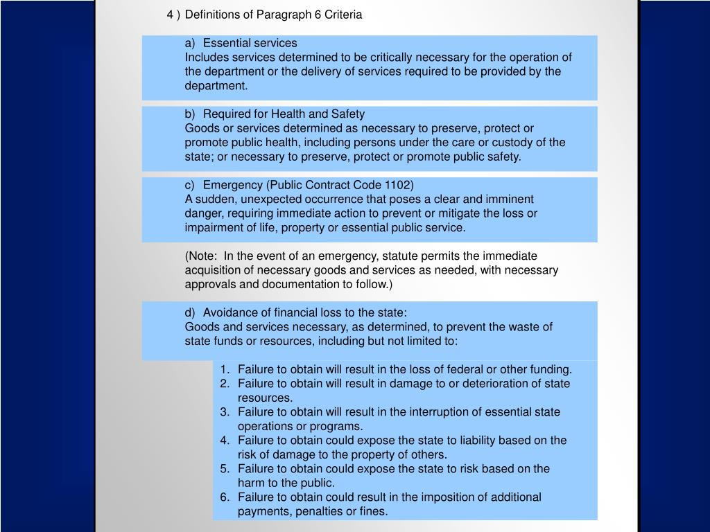 STATE ADMINISTRATIVE MANUAL  MM 02-12 page 5