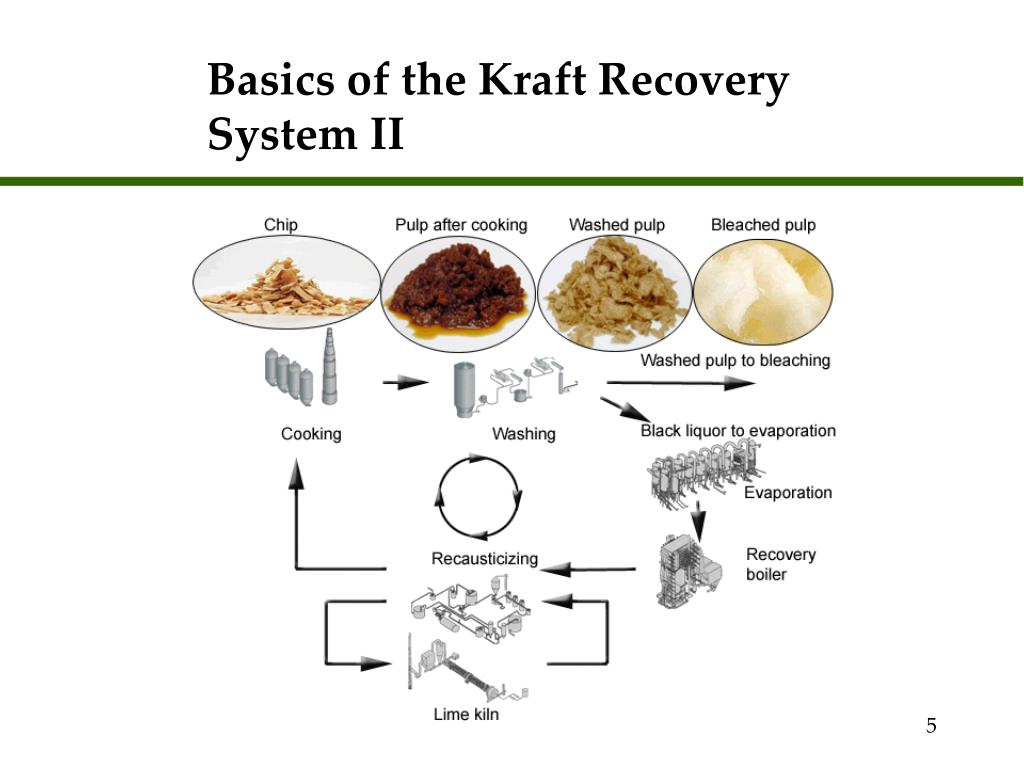 Basics of the Kraft Recovery System II