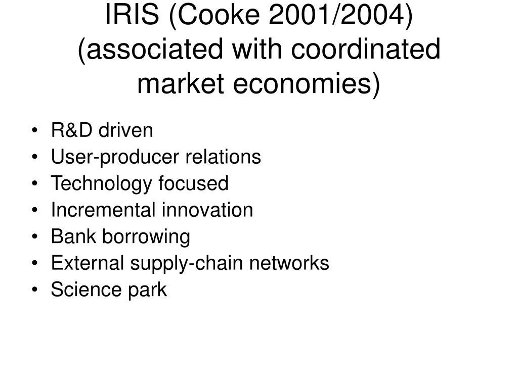 IRIS (Cooke 2001/2004)