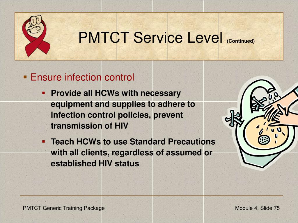 PMTCT Service Level