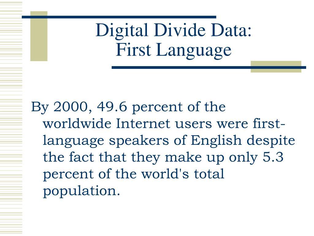 Digital Divide Data: