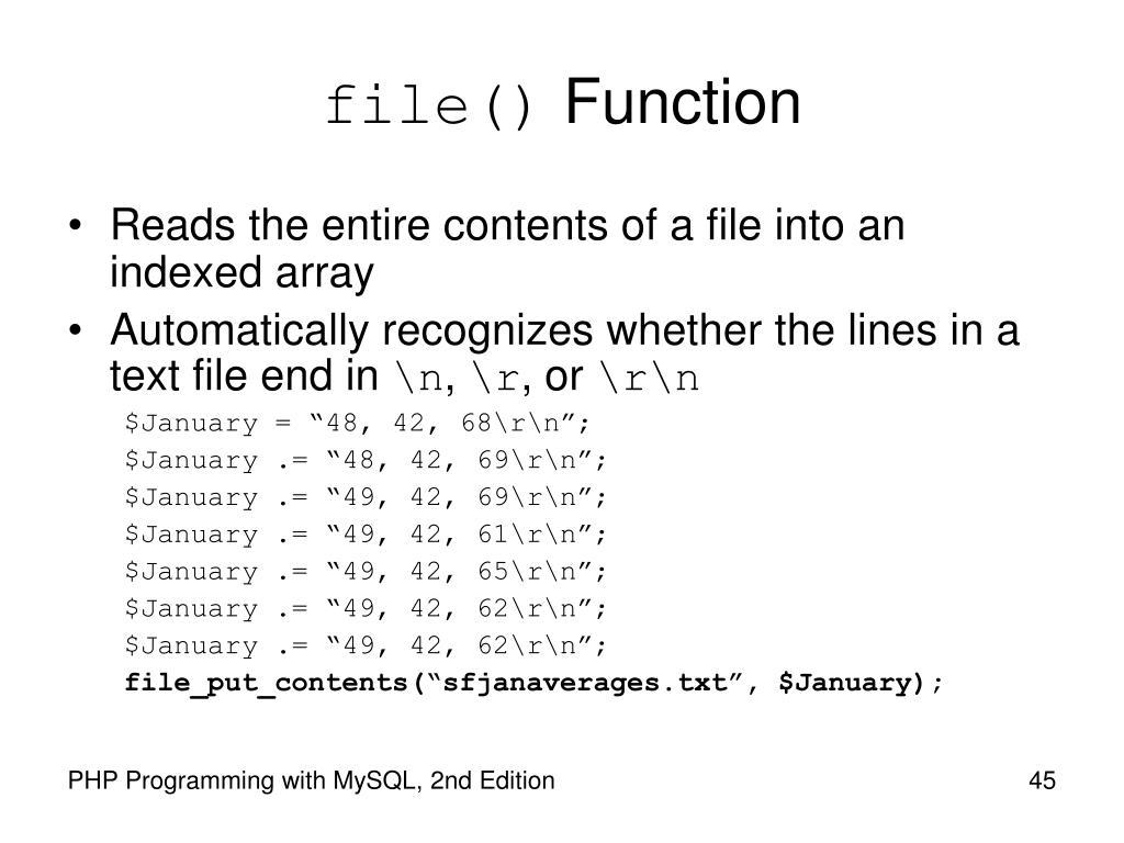 file()