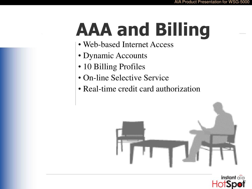 AAA and Billing