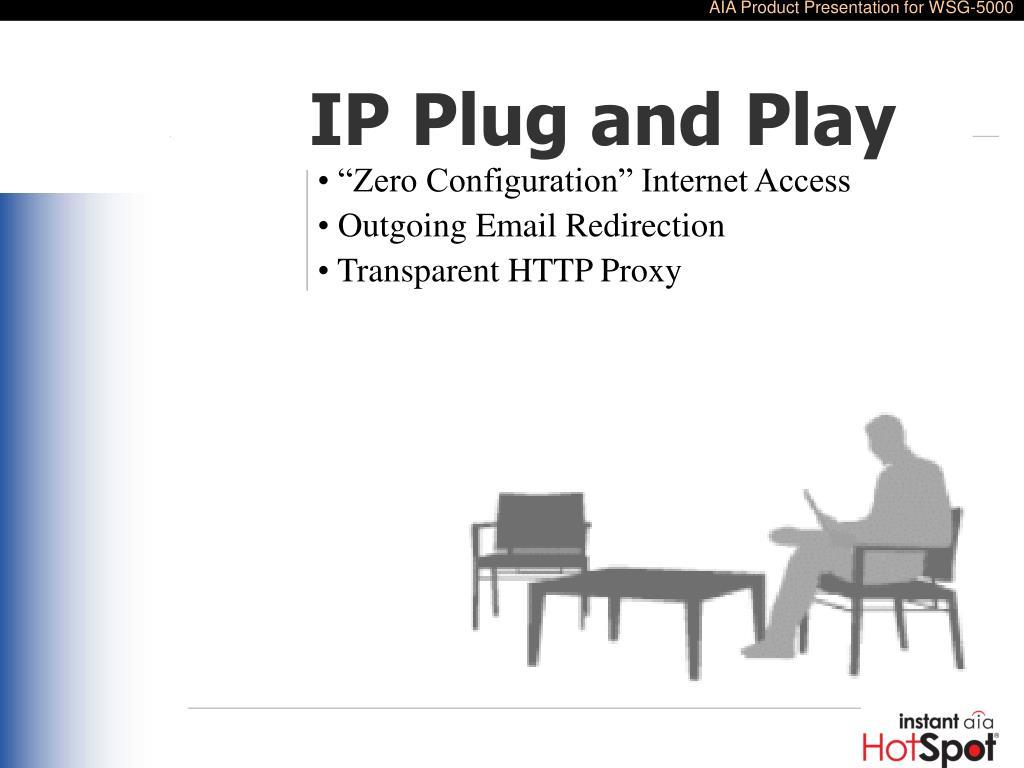 IP Plug and Play