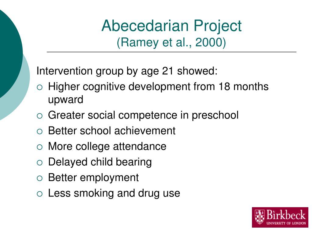 Abecedarian Project