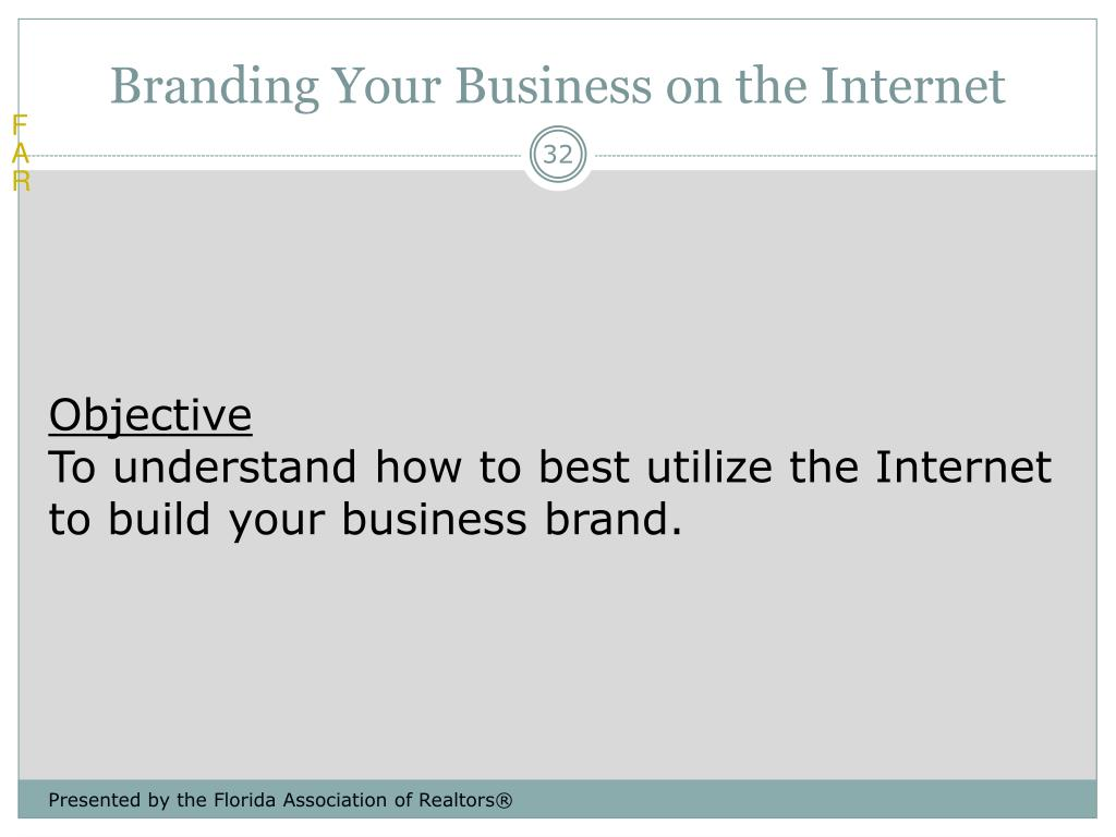 Branding Your Business on the Internet