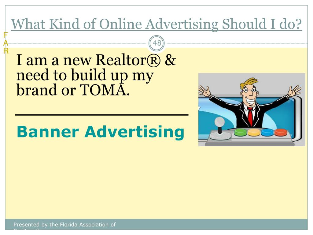 What Kind of Online Advertising Should I do?