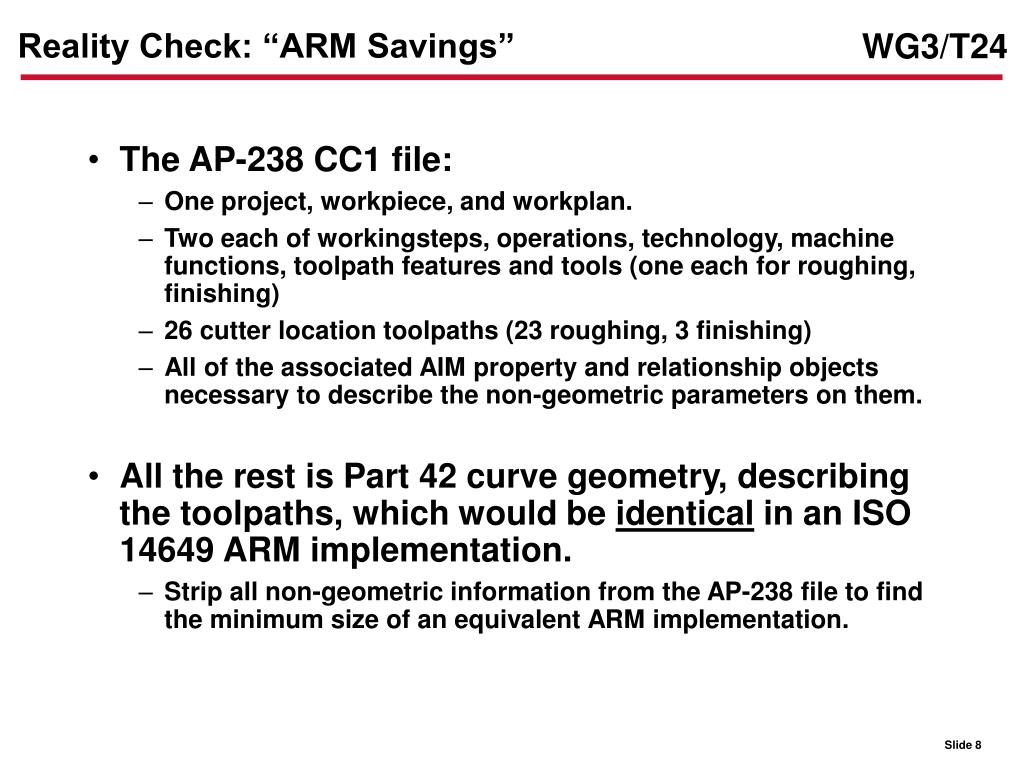 "Reality Check: ""ARM Savings"""