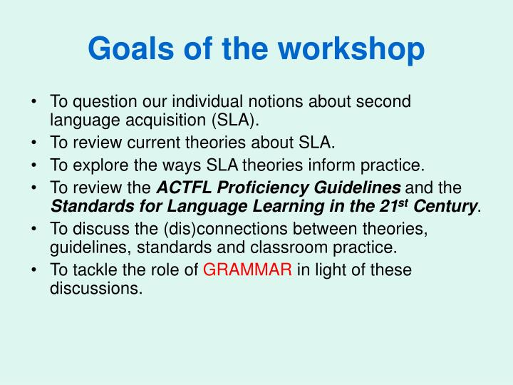 Goals of the workshop l.jpg