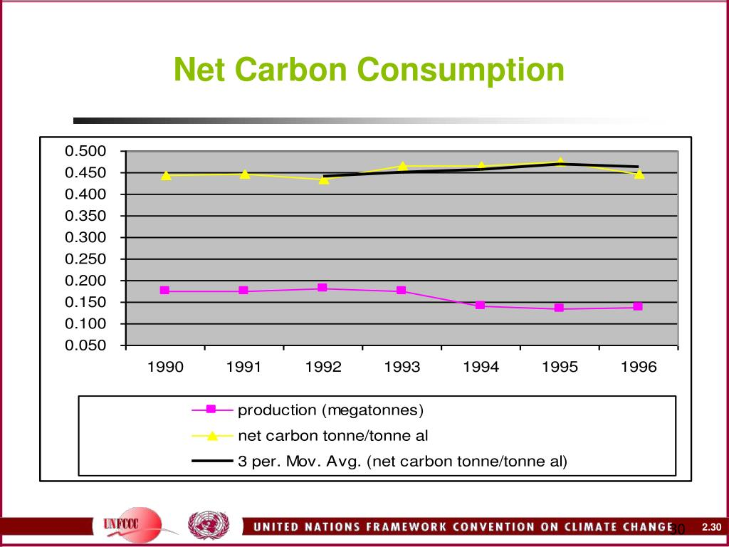 Net Carbon Consumption
