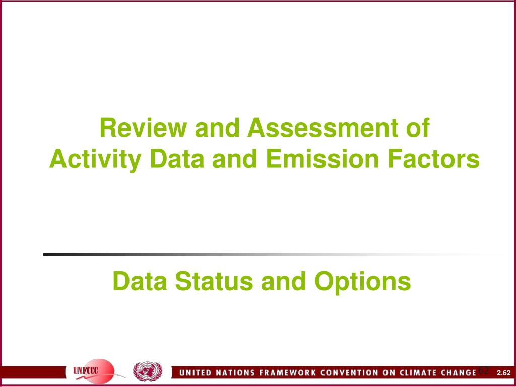Review and Assessment of