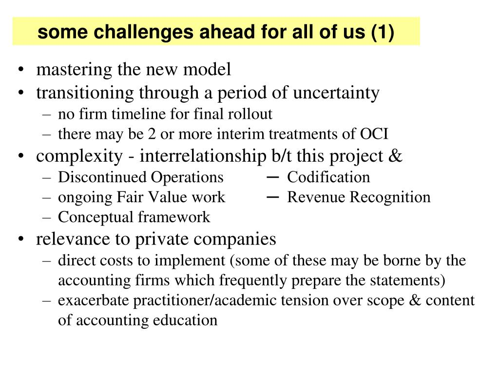 some challenges ahead for all of us (1)