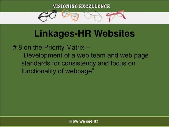 Linkages-HR Websites
