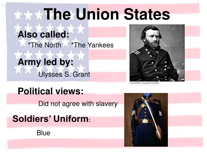 The Union States