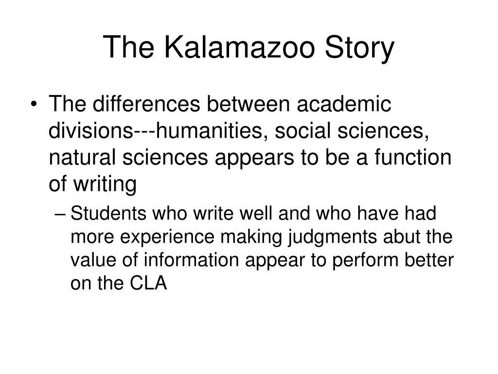 The Kalamazoo Story