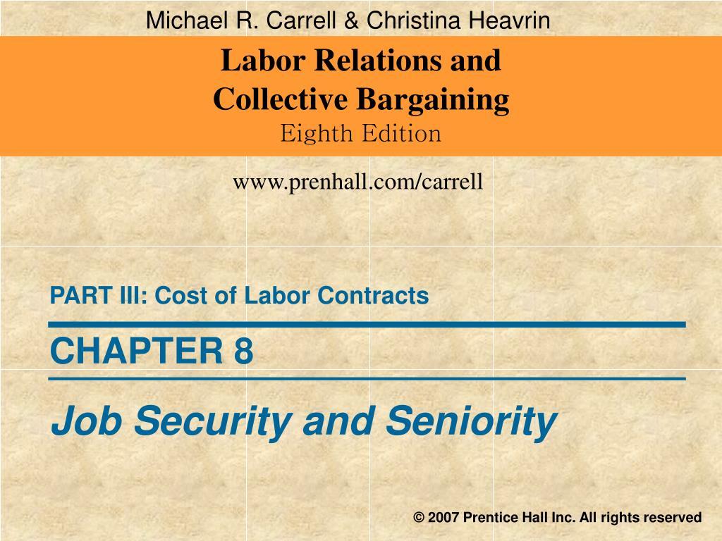 Michael R. Carrell & Christina Heavrin