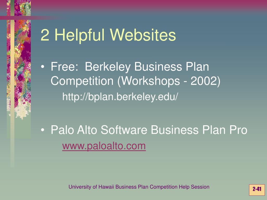 2 Helpful Websites