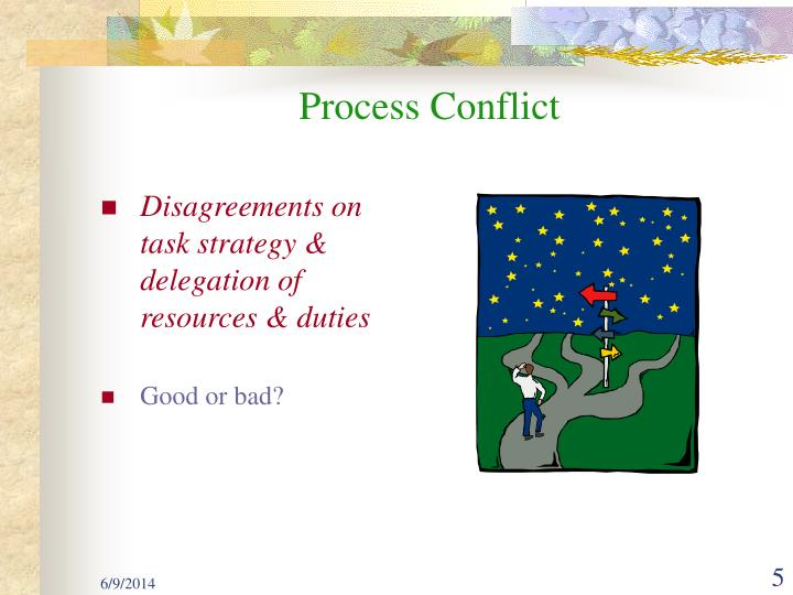 Process Conflict