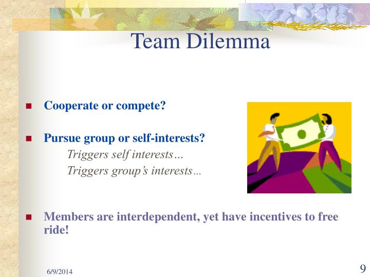 Team Dilemma