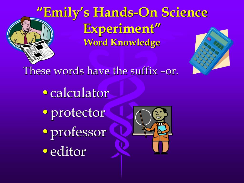"""""""Emily's Hands-On Science Experiment"""""""