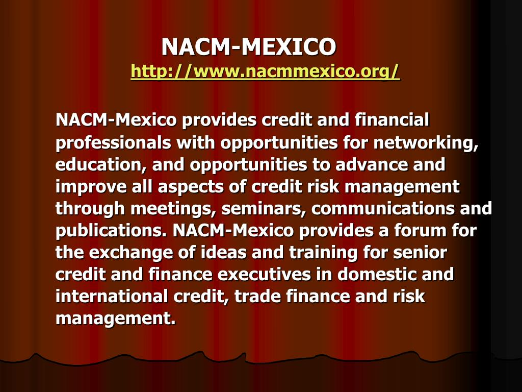 NACM-MEXICO