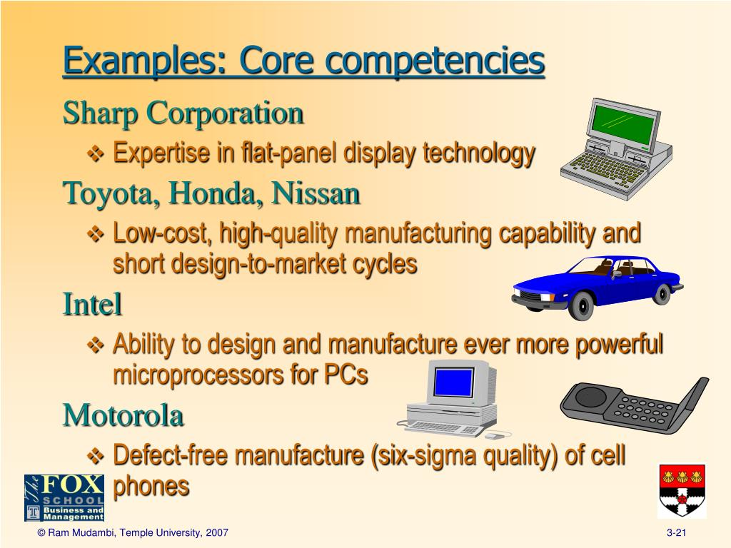nissan core competence There are many reasons, most about keeping their core competencies and roi  balanced for survival both bmw and nissan would benefit.
