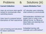 problems solutions iii