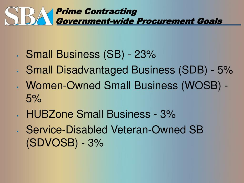 Prime Contracting