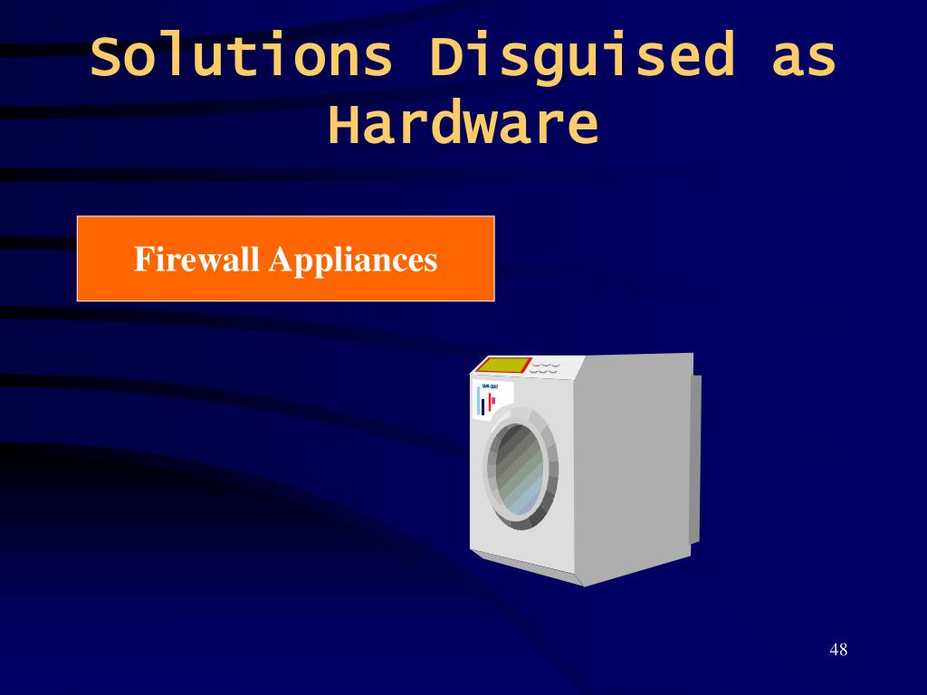 Solutions Disguised as Hardware