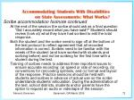 scribe accommodation footnote continued72