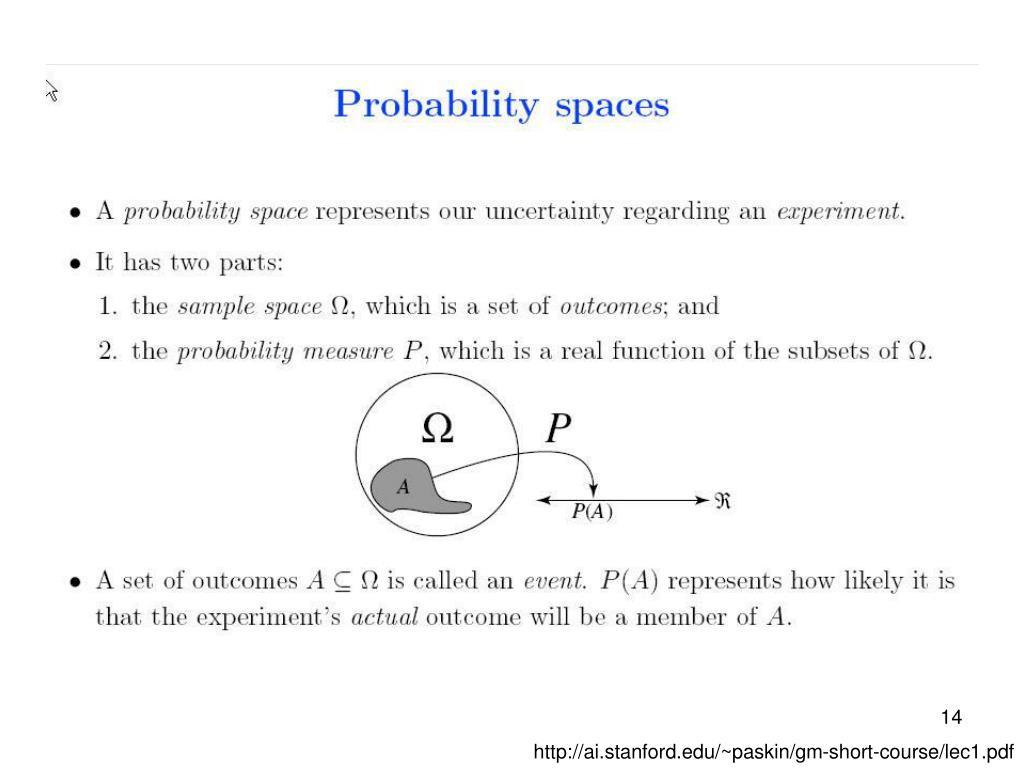 http://ai.stanford.edu/~paskin/gm-short-course/lec1.pdf