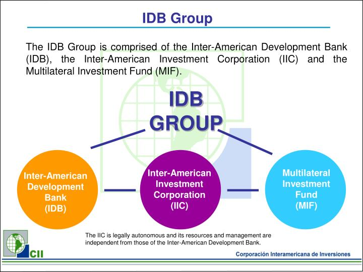 Inter-American Investment Corporation (IIC)