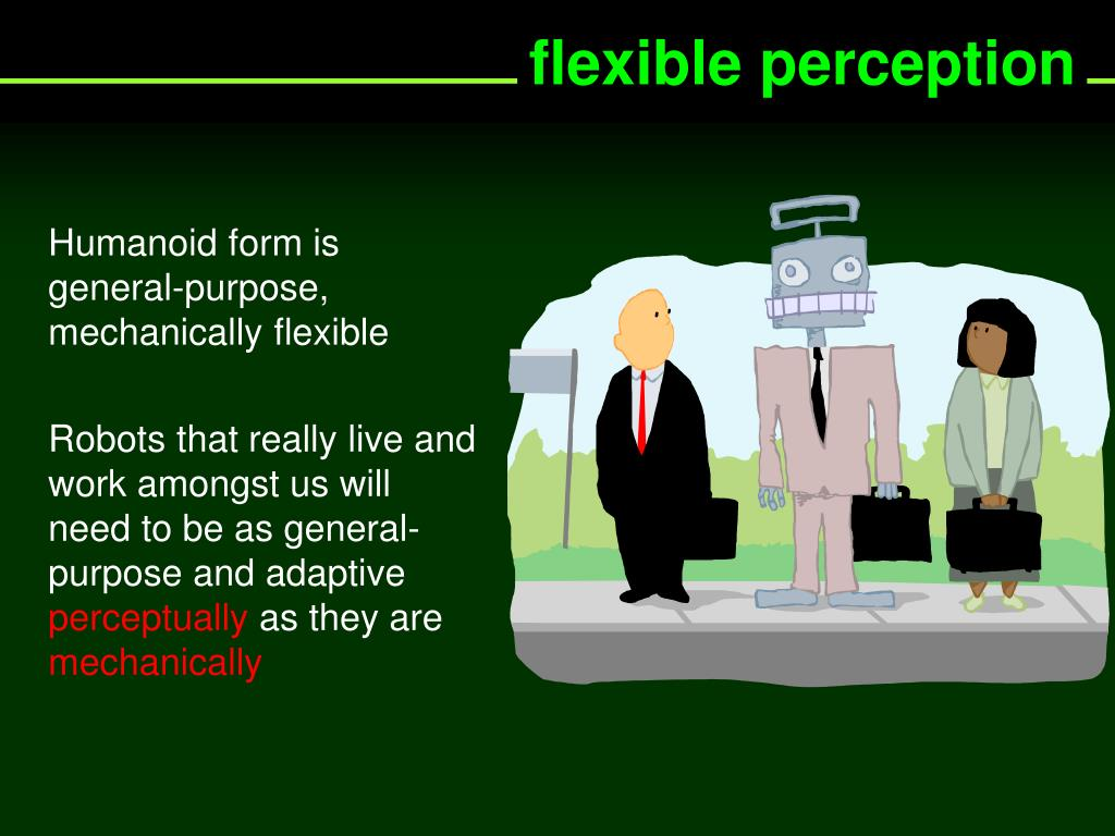flexible perception
