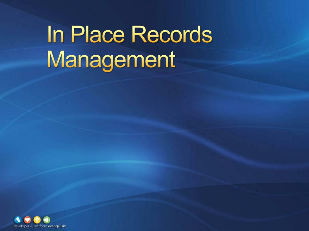 In Place Records