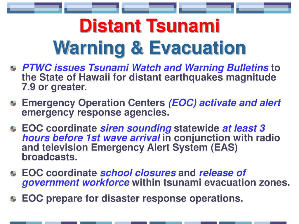 Distant Tsunami