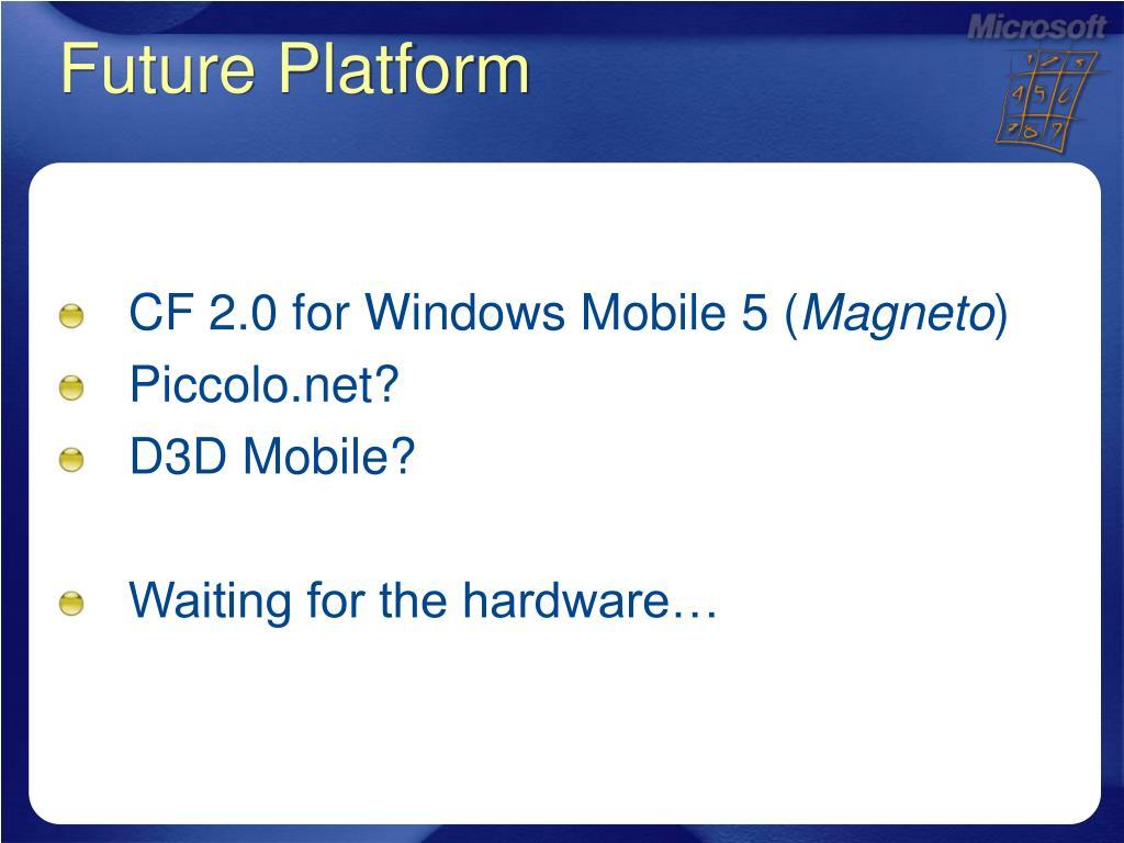 Future Platform