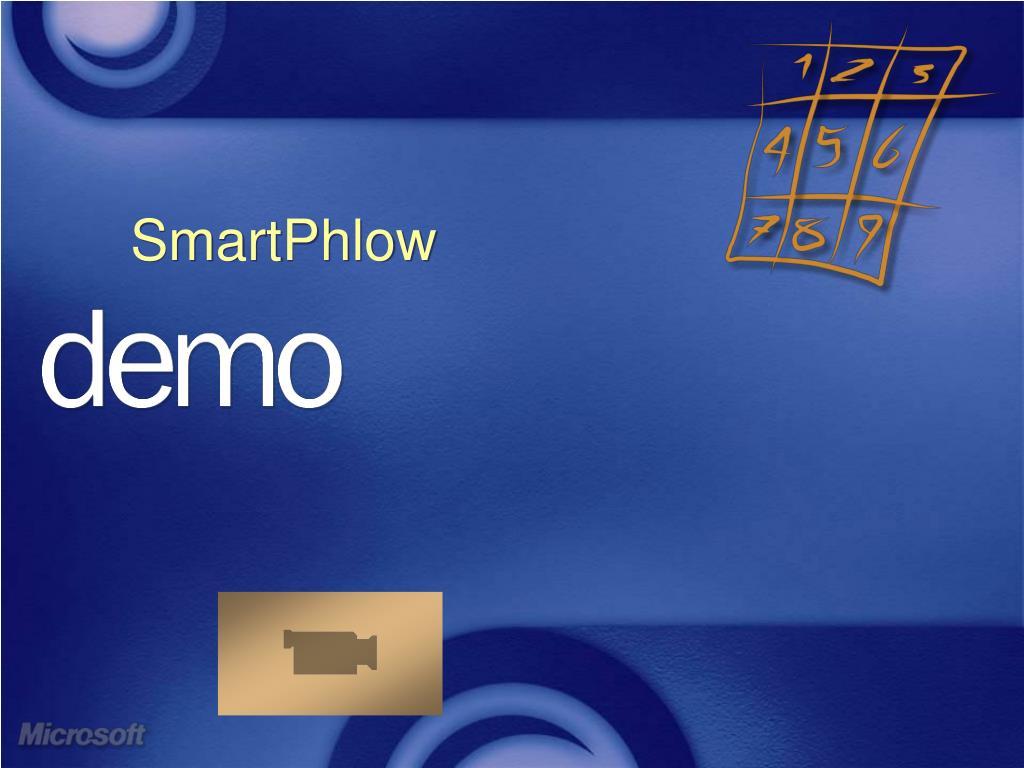 SmartPhlow