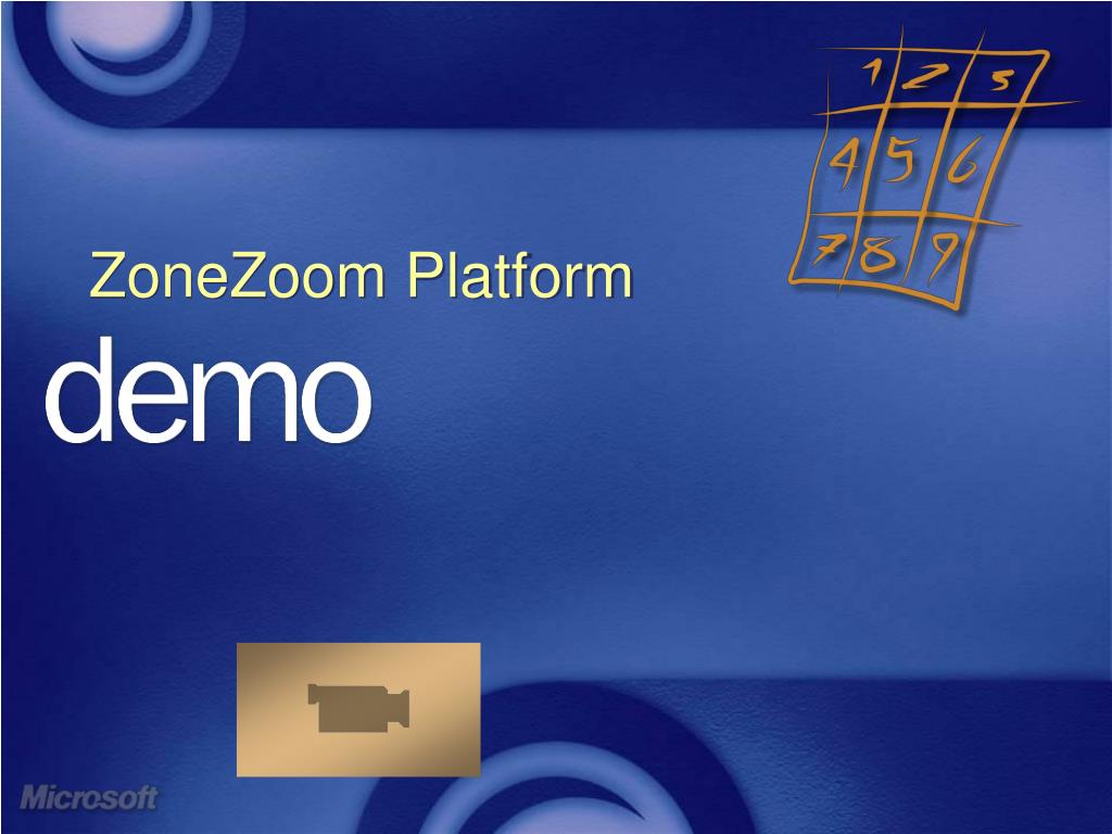 ZoneZoom Platform