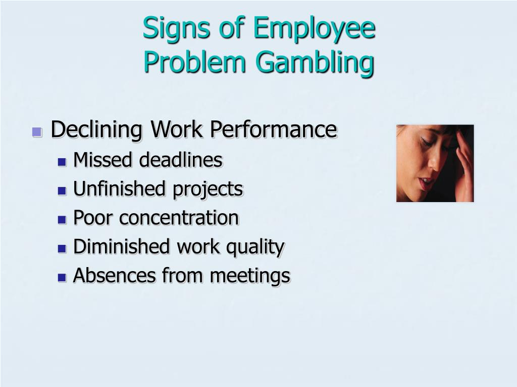 Signs of Employee