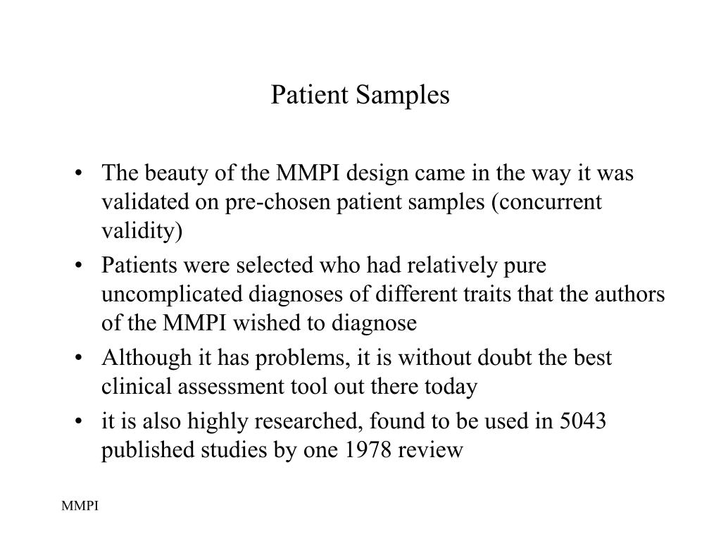 Patient Samples