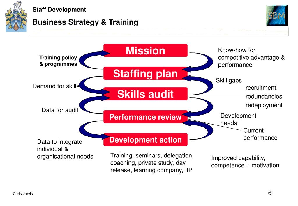 Business Strategy & Training